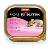 ANIMONDA Vom Feinsten Kitten Baby-Pate Консервы для котят паштет уп=/100г/
